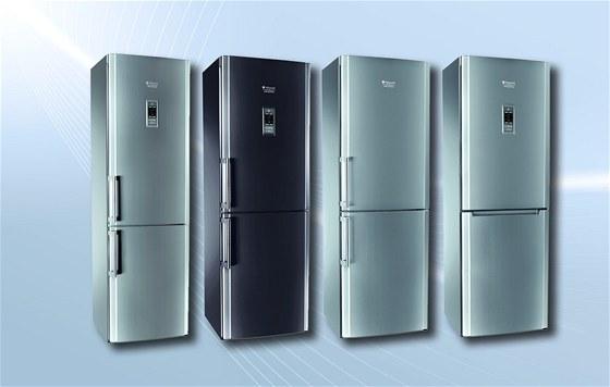 Chladničky Hotpoint Evolution nabízejí svým uživatelům energetickou třídu A++. Nové typy lednic jsou také velmi tiché.