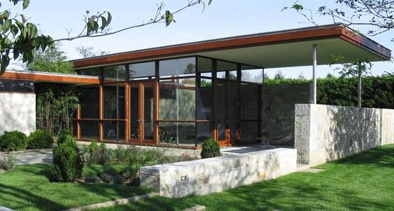 Domy svým vzhledem připomínají tvorbu jednoho z nejlepších amerických