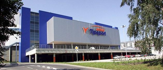 Liberecká Tipsport aréna