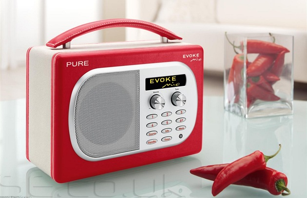 Rádio Pure Mio - pro DAB i FM