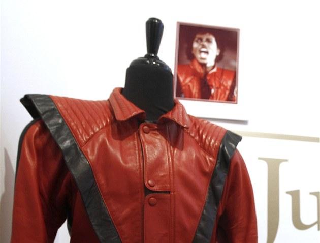 Sako Michaela Jacksona z klipu Thriller