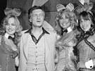 Už první číslo Playboye přineslo úspěch, prodalo se ho na padesát tisíc.