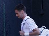 Robin Söderling opouští Wimbledon po nečekané porážce s australským teenagerem