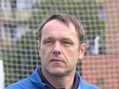 Fotbalový internacionál brankář Luděk Mikloško