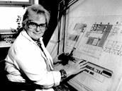 Architektka Zdena Maňáková pracovala řadu let ve Výzkumném a vývojovém ústavu