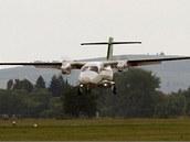 Letoun EV-55 Outback při prvním testovacím letu