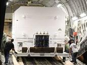Mars Science Laboratory dorazila na Floridu