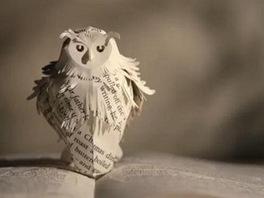Z�bery z videa J. K. Rowlingov� v�novan� projektu Pottermore.com