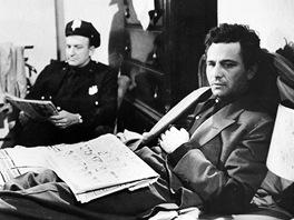 Peter Falk ve filmu Murder, Inc. (1960)