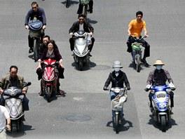 Elektrická kola v Číně