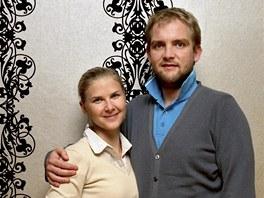 Libor Bouček s manželkou Janou