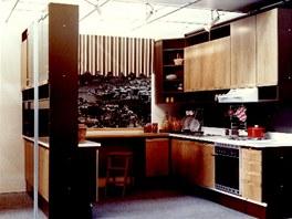 Aroma se vystavovala na všech veletrzích a výstavách nábytku v tehdejším
