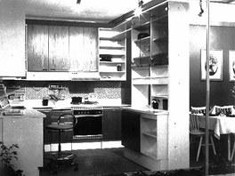 Architektka Zdena Maňáková vždy dbala na ergonomii, ráda navrhovala kuchyně,