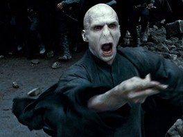 Z filmu Harry Potter a Relikvie smrti  - část 2