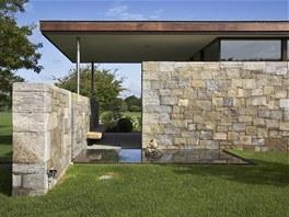 Architekti zvolili koncept tvarově  nekomplikovaného domu, který se bude dobře