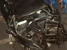 Auto, ve kterém zahynula princezna Diana a Dodi Al-Fayed (31. srpna 1997)