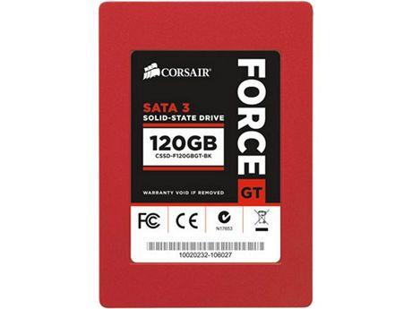 Pevný SSD disk Corsair Force GT  120 GB