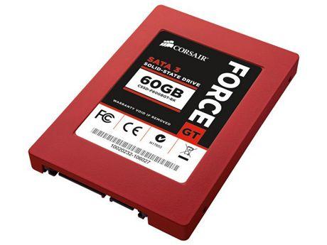 Pevný SSD disk Corsair Force GT 60 GB