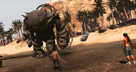 The Secret World - Mud Golem