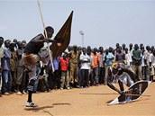 Součástí oslav nezávislosti budou i tradiční tance jihosúdánských etnik (5.