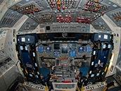 Kabina raketoplánu Discovery