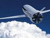 Koncept letadla VoltAir