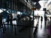 Muzeum letů do vesmíru - Apollo/Saturn V Center