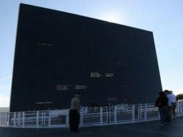 Pomník obětem vesmírného programu