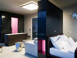Pokoj v hotelu Miura