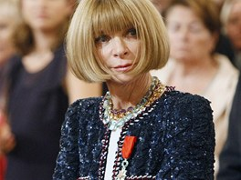 fka americkho Vogue Anna Wintourov se stala rytkou estn legie.