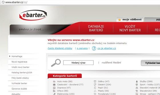 Ebarter.cz