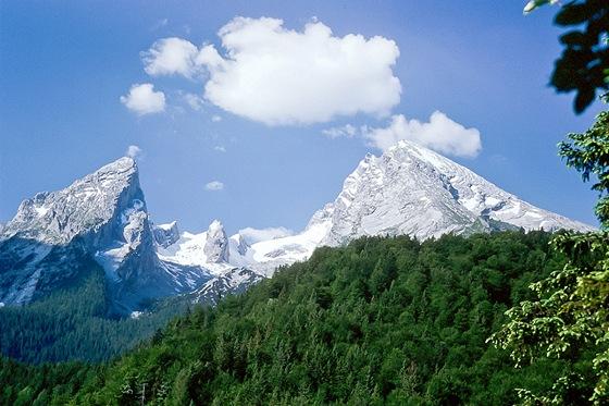 Berchtesgaden hitlerovo orlí hnízdo i nejčistší jezero v evropě