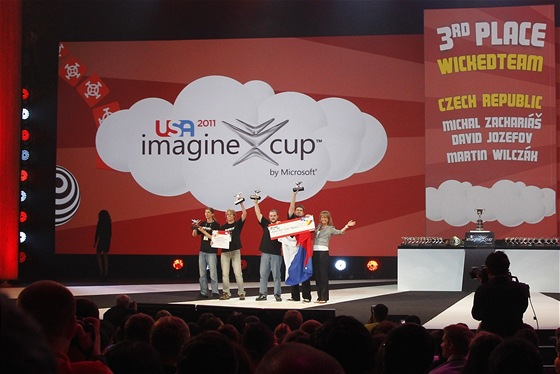 Wicked Team na Imagine Cup 2011