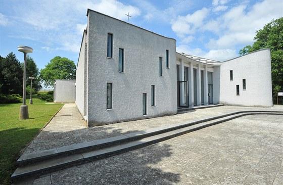 Kostel byl postavený za dva roky.