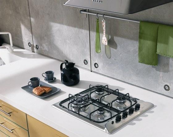 V nabídce řady Indesit Advance jsou varné desky plynové, elektrické, ale i