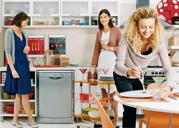 Stejn� jako u ostatních spot�ebi�� je i u my�ek nádobí  kladen vysoký d�raz na