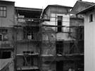 V roce 2011 si majitel� vybudovali byt 3 + 1 a p�idali k n�mu i terasu.