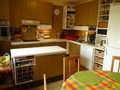 Už před 23 lety si majitelka naplánovala kuchyni s ostrůvkem, který se u nás