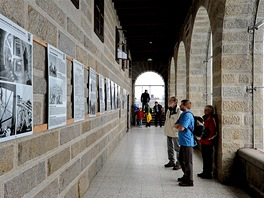 Galerie v Orlím hnízdě