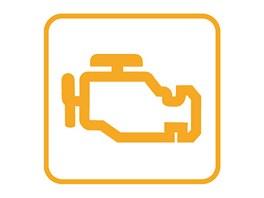 Z�vada ��d�c� jednotky motoru nebo elektroniky