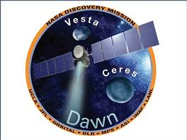 Vesta a Ceres