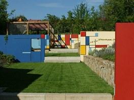 Určitě by se divil i samotný Mondrian, kdyby se takového ztvárnění svého díla