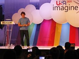 Dennis Crowley - �editel a spouzakladatel Foursquare
