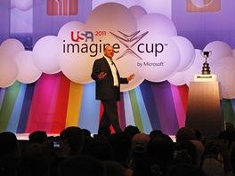 Steve Ballmer - �editel Microsoftu