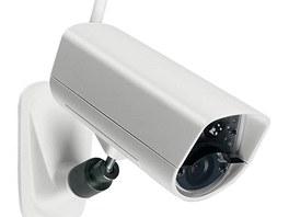 Kamerový systém může zloděje odradit.