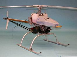 Bezpilotní vrtulník myCopter