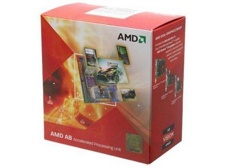 AMD APU A8-3870