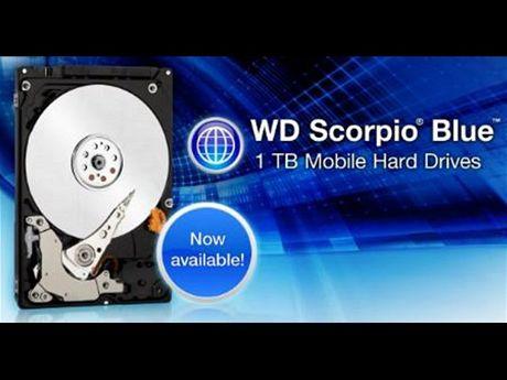 WD Scorpio Blue