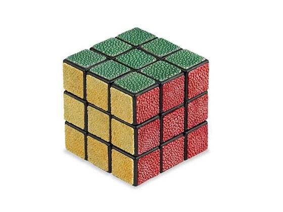 Rubik's Cube Shagreen