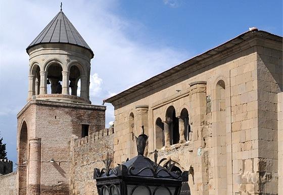 Katedrála Sveticchoveli ve Mcchetě